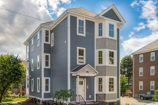 35 Rossmore Road #1, Boston, MA 02130 (MLS #72346551) :: Hergenrother Realty Group