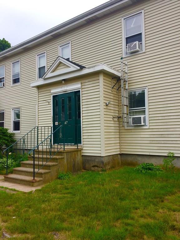 67 Peck #3, Attleboro, MA 02703 (MLS #72349875) :: Westcott Properties