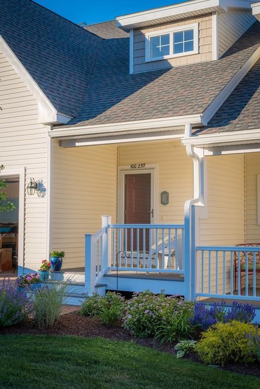 100 Kirkbride Drive #237, Danvers, MA 01923 (MLS #72350089) :: ALANTE Real Estate