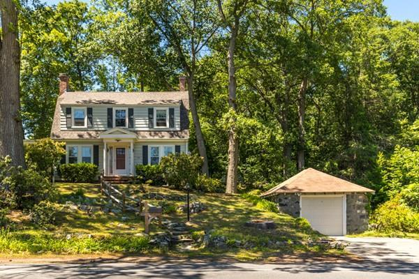 43 Greenwood Street, Wakefield, MA 01880 (MLS #72350583) :: Mission Realty Advisors