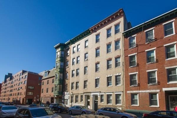 162 Endicott St #4, Boston, MA 02113 (MLS #72353235) :: Goodrich Residential