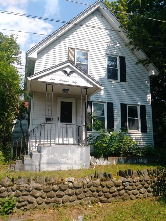 150 King St, Fitchburg, MA 01420 (MLS #72356200) :: Commonwealth Standard Realty Co.
