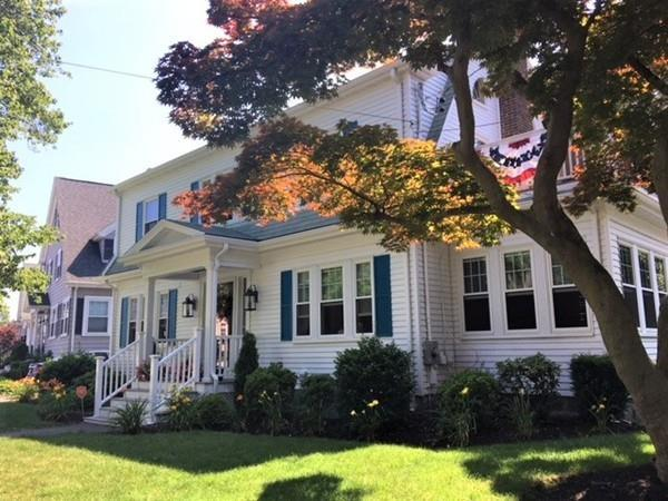 116 Willow Ave, Quincy, MA 02170 (MLS #72356330) :: ALANTE Real Estate