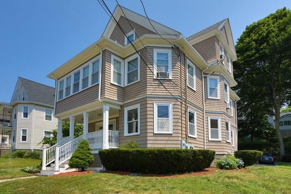 172 Glendale Rd. #172, Quincy, MA 02169 (MLS #72356626) :: ALANTE Real Estate