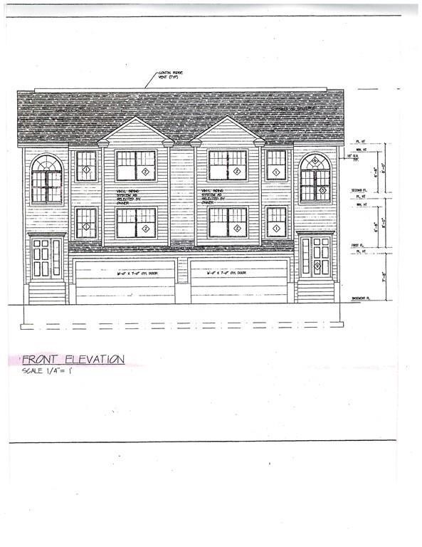 674 Burncoat Street #0, Worcester, MA 01606 (MLS #72357792) :: Cobblestone Realty LLC