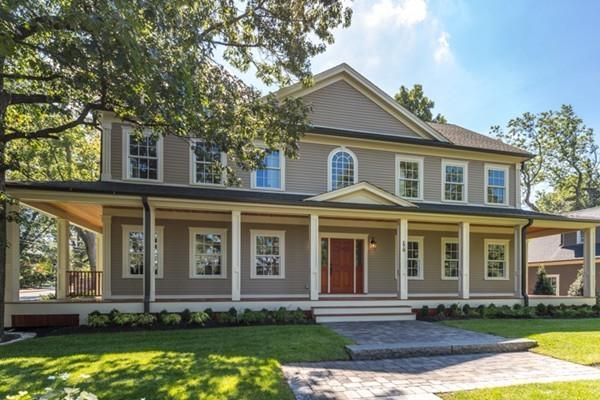 270 Central St, Newton, MA 02466 (MLS #72359534) :: ALANTE Real Estate