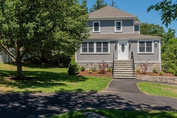 66 Canterbury Street, Hingham, MA 02043 (MLS #72359930) :: Keller Williams Realty Showcase Properties