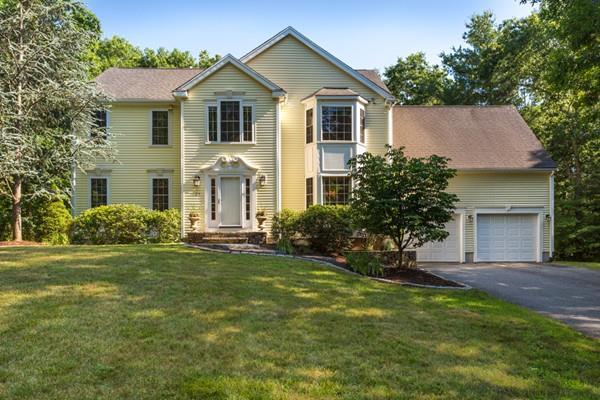 23 Freedom Trail, Mansfield, MA 02048 (MLS #72360594) :: ALANTE Real Estate