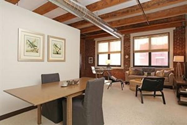 33 Sleeper St #301, Boston, MA 02210 (MLS #72361440) :: Goodrich Residential