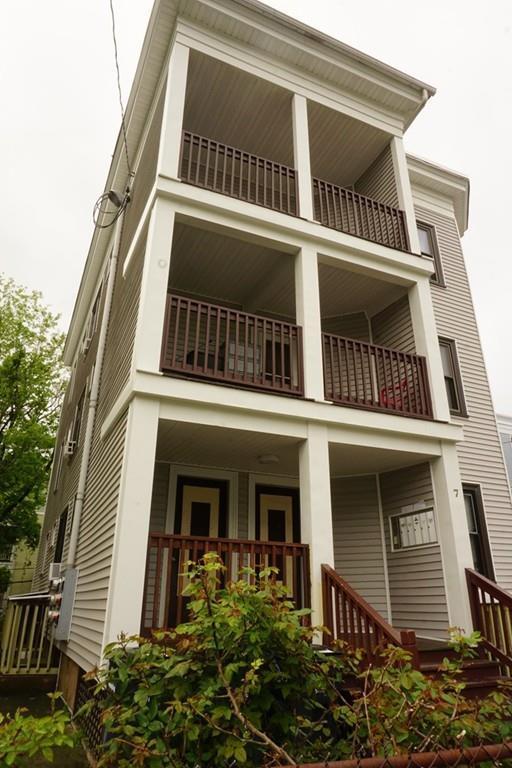 7 Claxton, Boston, MA 02131 (MLS #72364239) :: Westcott Properties