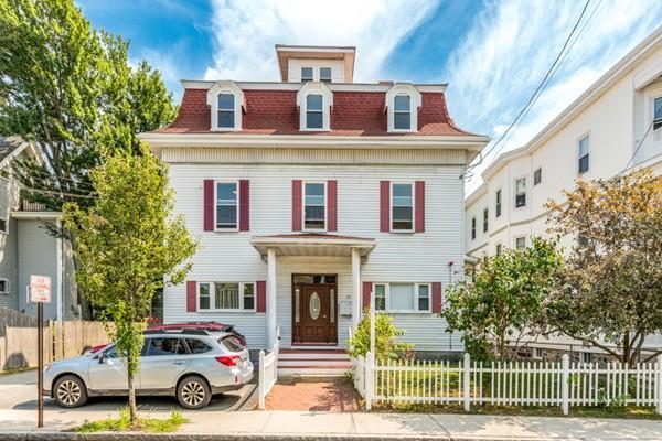 20 Rockland Avenue #2, Malden, MA 02148 (MLS #72364730) :: Goodrich Residential
