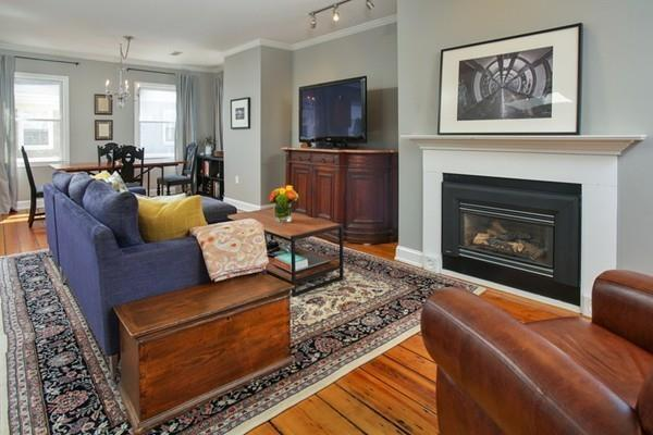 40 Pearl Street #3, Boston, MA 02129 (MLS #72365061) :: Goodrich Residential