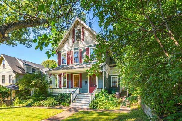 231 Melrose St, Newton, MA 02466 (MLS #72365666) :: ALANTE Real Estate