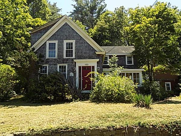 153 Cocasset St, Foxboro, MA 02035 (MLS #72366076) :: ALANTE Real Estate