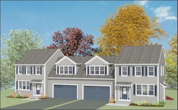 703 Wrentham Rd. #2, Bellingham, MA 02019 (MLS #72366179) :: ALANTE Real Estate
