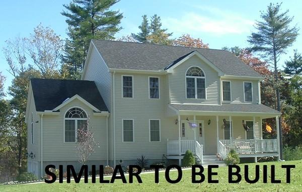 Lot 5R Noble St Plymouth, Dudley, MA 01571 (MLS #72366440) :: Trust Realty One