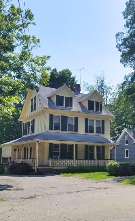 84 N Main St, Grafton, MA 01536 (MLS #72370117) :: Westcott Properties