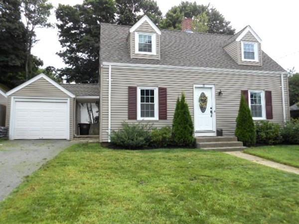 32 Baxendale Terrace, Brockton, MA 02301 (MLS #72372447) :: Westcott Properties