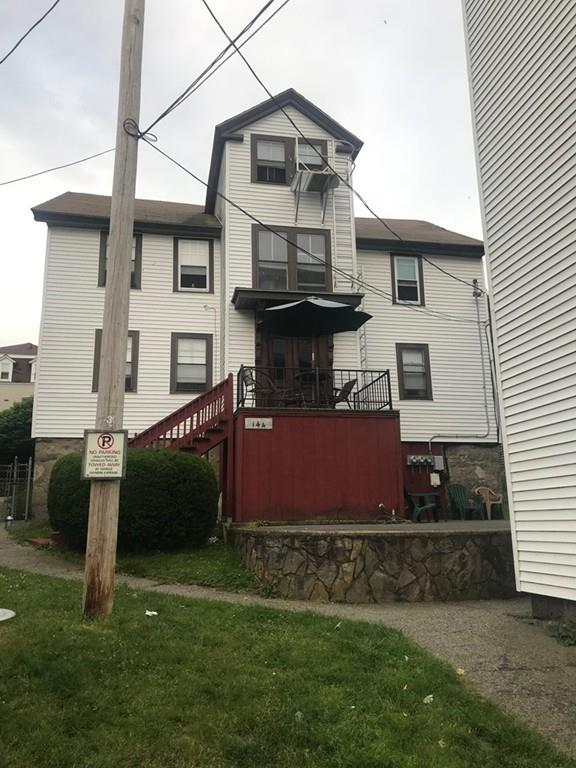 144 Forest St, Fall River, MA 02721 (MLS #72373309) :: Local Property Shop