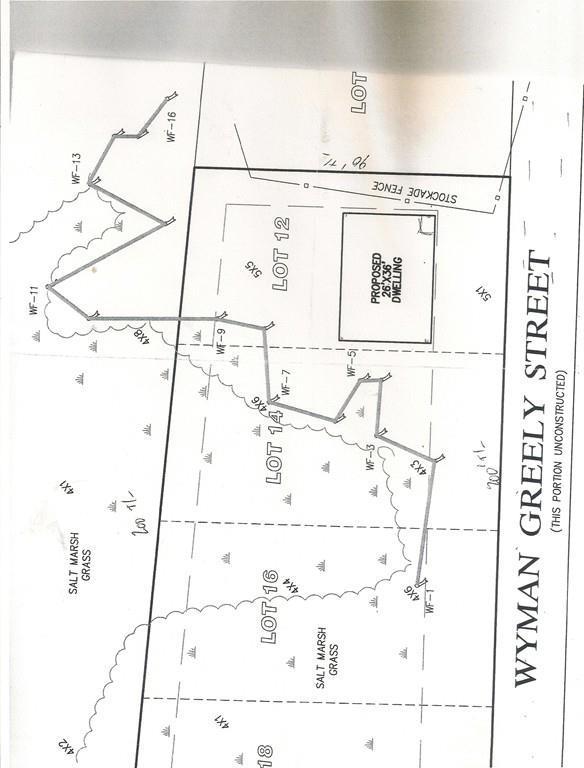 12 Wyman Greeley St., Salisbury, MA 01952 (MLS #72374763) :: The Muncey Group