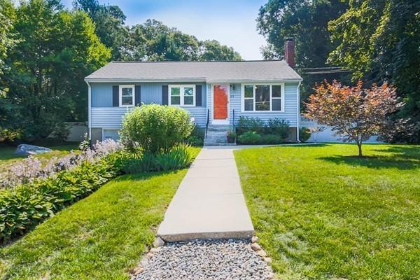 23 Burt Rd, Wilmington, MA 01887 (MLS #72376880) :: EdVantage Home Group