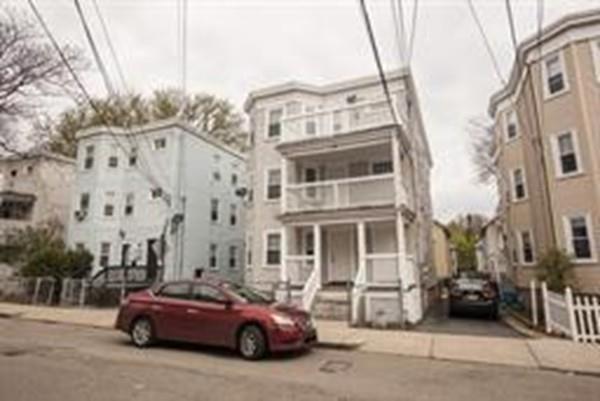 40 Stellman Rd #2, Boston, MA 02131 (MLS #72377072) :: The Muncey Group