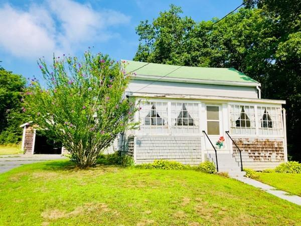 222 Forest St, Dighton, MA 02764 (MLS #72377865) :: Welchman Real Estate Group | Keller Williams Luxury International Division