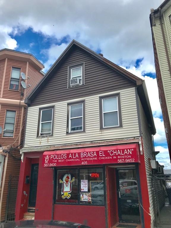 405 Chelsea Street, Boston, MA 02128 (MLS #72378202) :: Lauren Holleran & Team