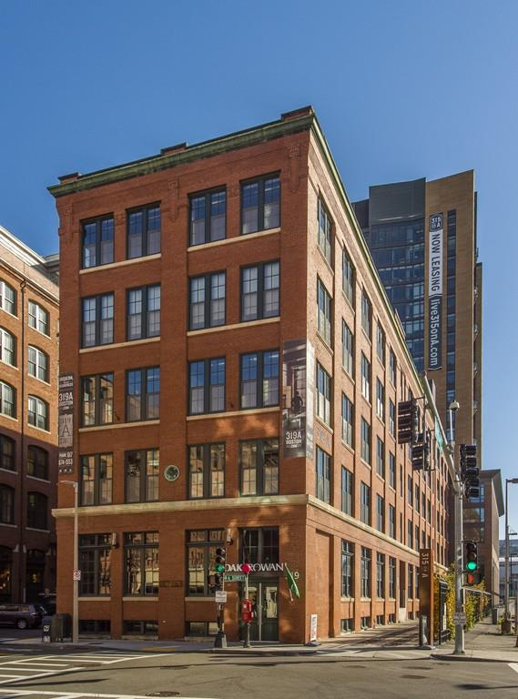 319 A St #210, Boston, MA 02210 (MLS #72378215) :: ERA Russell Realty Group