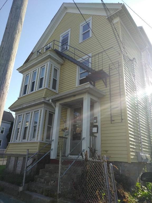 881 County Street, New Bedford, MA 02743 (MLS #72378275) :: Vanguard Realty
