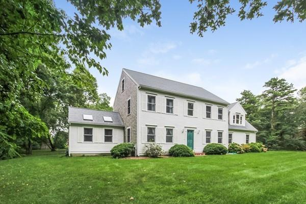 420 Quaker Meetinghouse Road, Sandwich, MA 02537 (MLS #72379222) :: Cobblestone Realty LLC