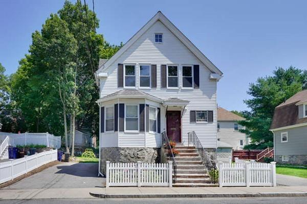 38 Edgemere Road, Boston, MA 02132 (MLS #72379424) :: ERA Russell Realty Group