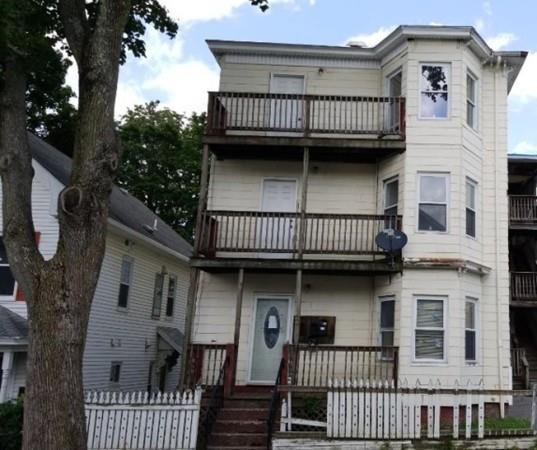 27 Jefferson St, Worcester, MA 01604 (MLS #72379821) :: Westcott Properties