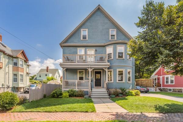 79 Otis Street #1, Medford, MA 02155 (MLS #72379888) :: EdVantage Home Group