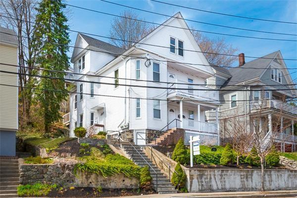 128 Paul Revere Rd #3, Arlington, MA 02476 (MLS #72380027) :: EdVantage Home Group