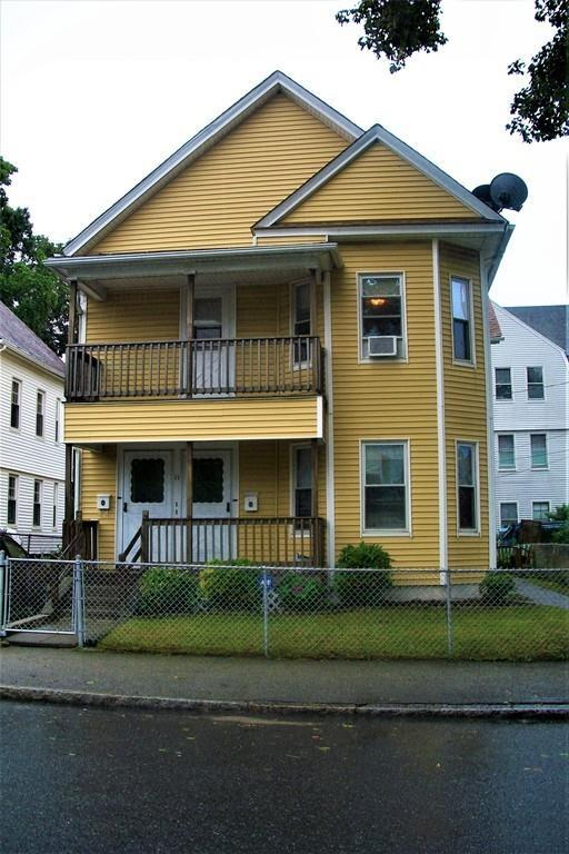 14 Mckinley Rd, Worcester, MA 01605 (MLS #72380554) :: Hergenrother Realty Group