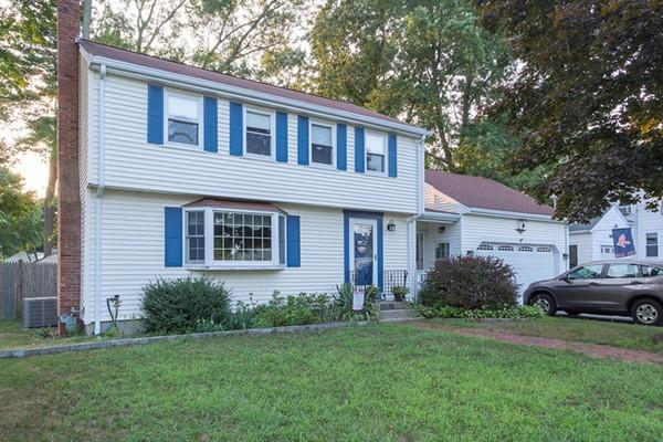 12 Century Rd, Weymouth, MA 02190 (MLS #72381539) :: Anytime Realty