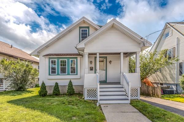 20 Sherbrook Street, Boston, MA 02132 (MLS #72381974) :: Goodrich Residential