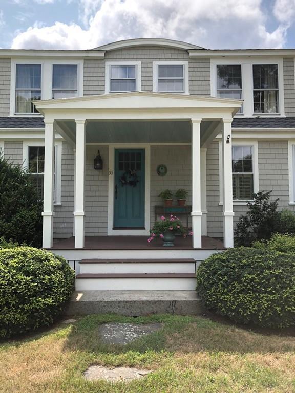 55 North St, Mattapoisett, MA 02739 (MLS #72382006) :: Goodrich Residential
