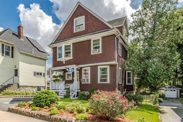 37 Laurel St, Melrose, MA 02176 (MLS #72382986) :: Local Property Shop