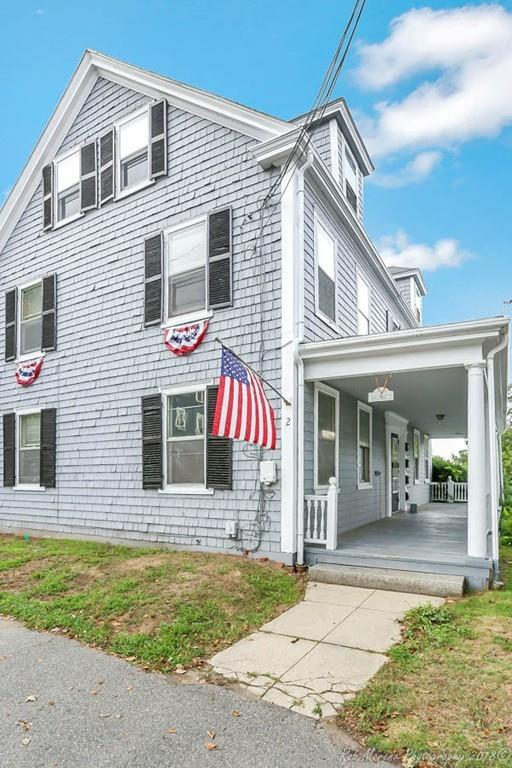 2 Franklin St, Marblehead, MA 01945 (MLS #72383886) :: Vanguard Realty