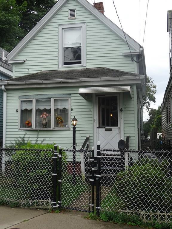 41 Glenwood Street, Lynn, MA 01902 (MLS #72384820) :: Vanguard Realty
