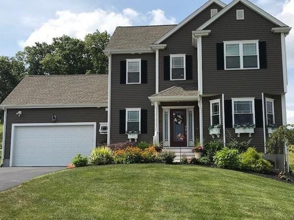 28 Glenside Drive, Blackstone, MA 01504 (MLS #72385525) :: Vanguard Realty
