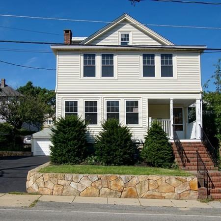 549-551 School St #551, Belmont, MA 02478 (MLS #72389898) :: Mission Realty Advisors