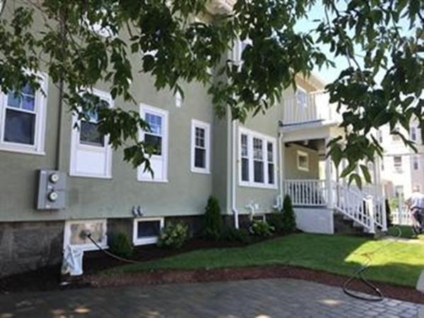 4 Pearl-Peabody Street, Newton, MA 02458 (MLS #72391489) :: ALANTE Real Estate