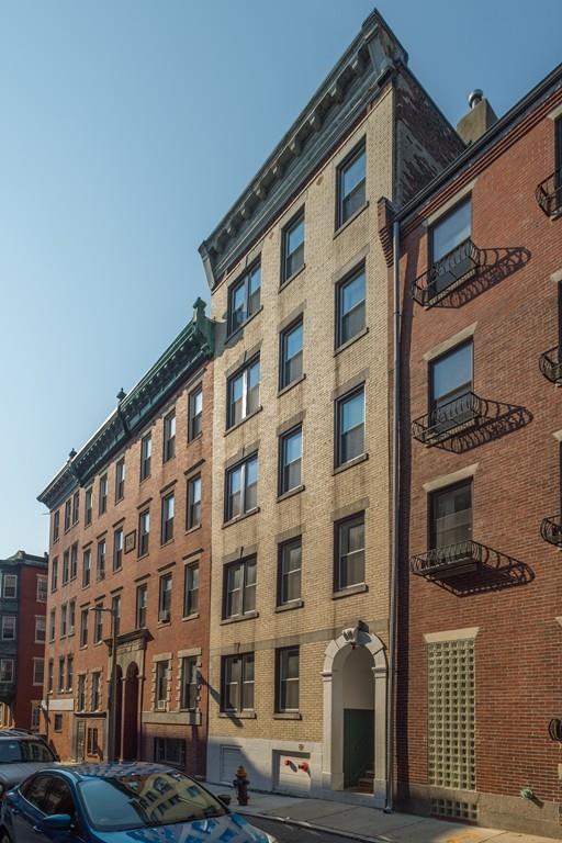 20 Sheafe Street, Boston, MA 02113 (MLS #72392528) :: Vanguard Realty