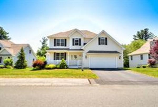 4 Beeston Lane #12, Methuen, MA 01844 (MLS #72392663) :: Hergenrother Realty Group