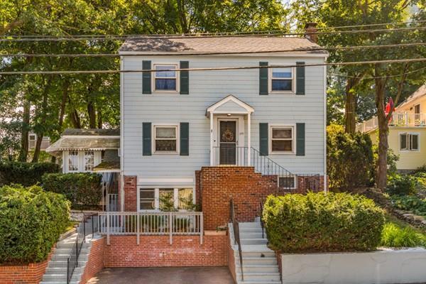 190 Eliot St, Milton, MA 02186 (MLS #72392821) :: ALANTE Real Estate