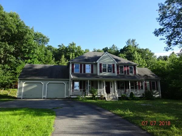 9 Ridgewood Rd, Sterling, MA 01564 (MLS #72392943) :: The Home Negotiators