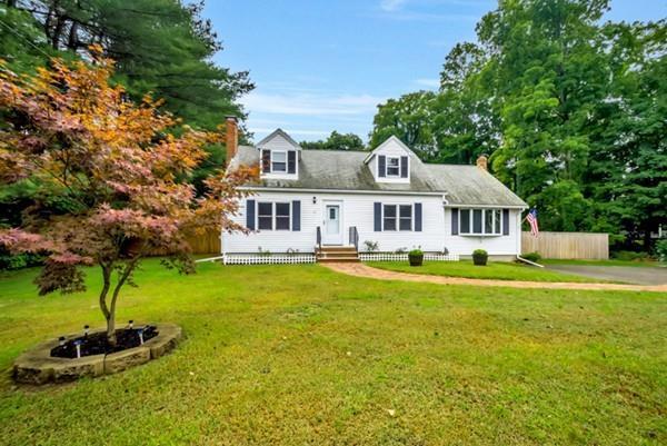 20 Winter St, Foxboro, MA 02035 (MLS #72393946) :: ALANTE Real Estate